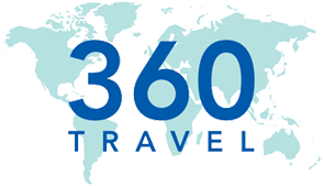 360 Travel Logo